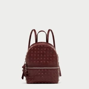 Zara Mini Backpack